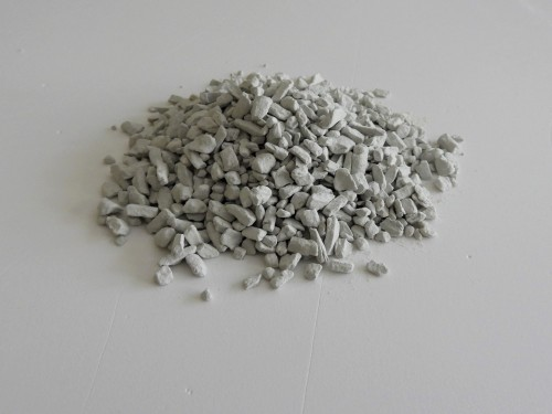 Granulated products