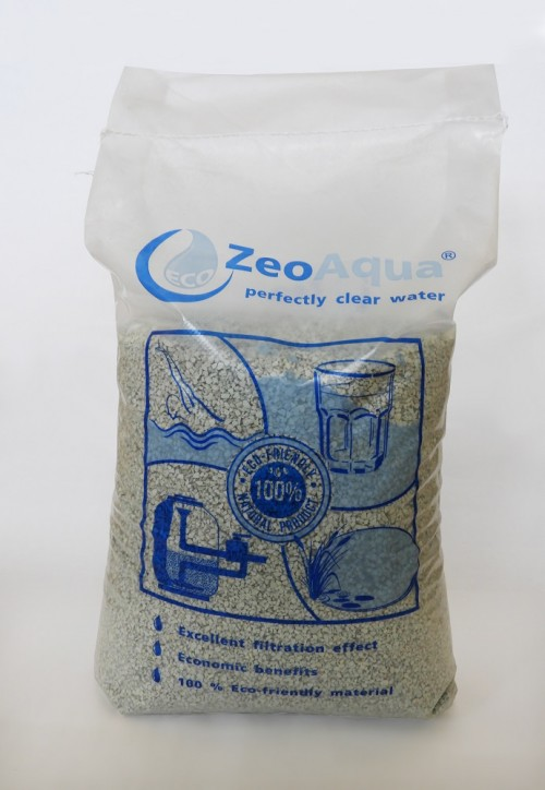 ZeoAqua - treatment of drinking water