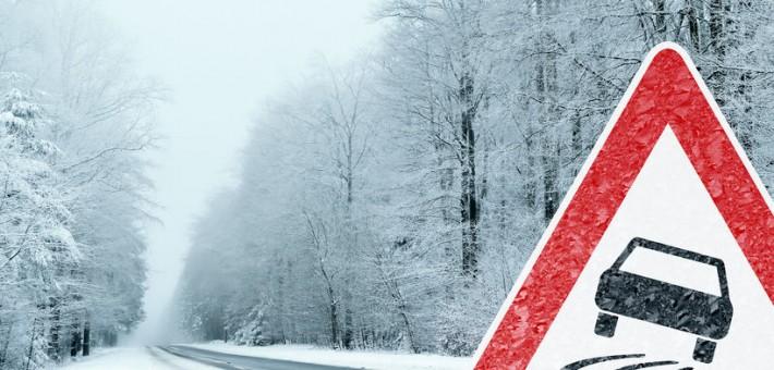ZeoTraction increases winter road maintenance effectiveness